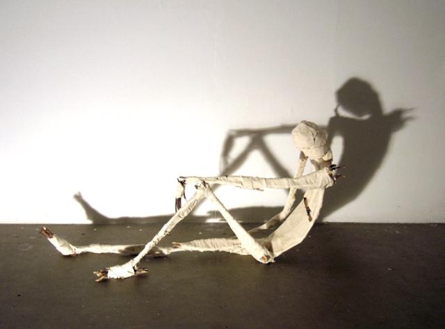 Skulptur, Bronze, Plastik